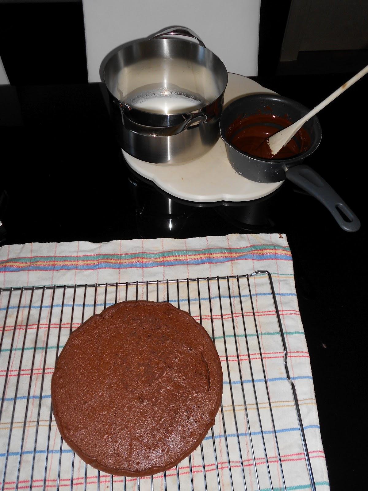 Mousse ai tre cioccolati - Bagno di cioccolato ...
