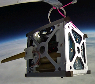 NASA Plans to Use Android OS to Make Mini Satellites