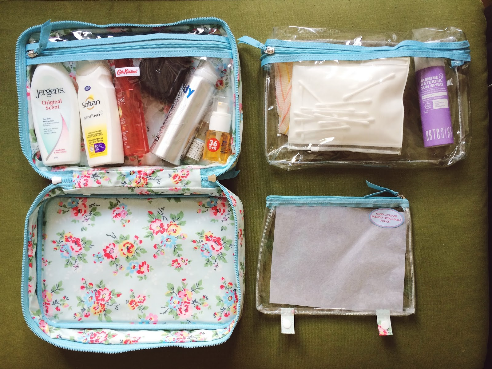 travel packing my ideal wash bag from cath kidston