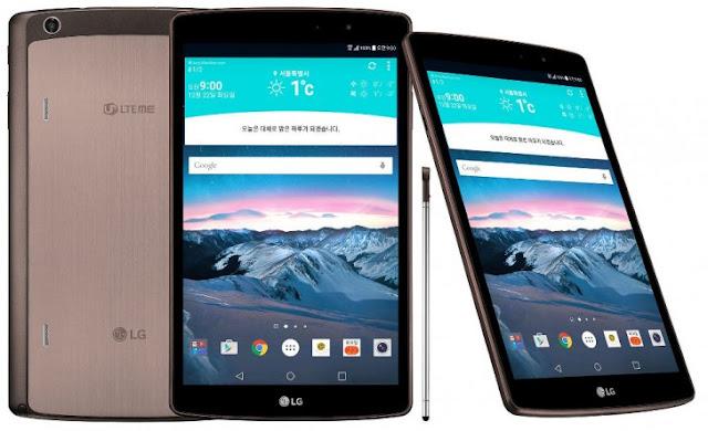 LG G Pad II 8.3 & LTE Model