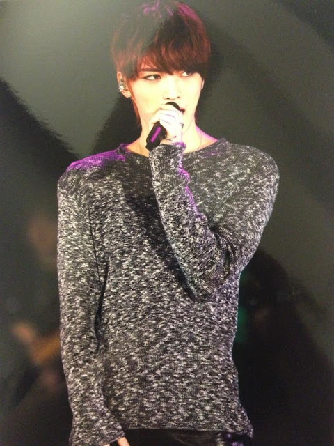 Jaejoong Tokyo Dome Konser 03