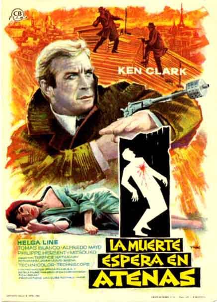 Opération Lotus Bleu - Missione Bloody Mary - Sergio Grieco - 1965 La+muerte+espera+en+atenas