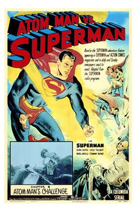 Atom Man vs. Superman (1950 Serial)