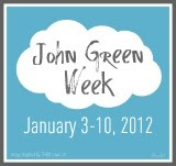 Sign Up for John Green Week!!!