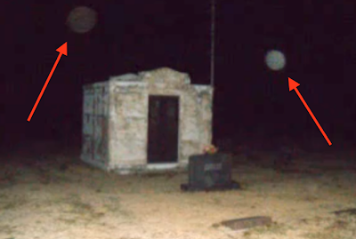 Ghost Pictures Orbs Captured In Graveyard, Ghost Sightings