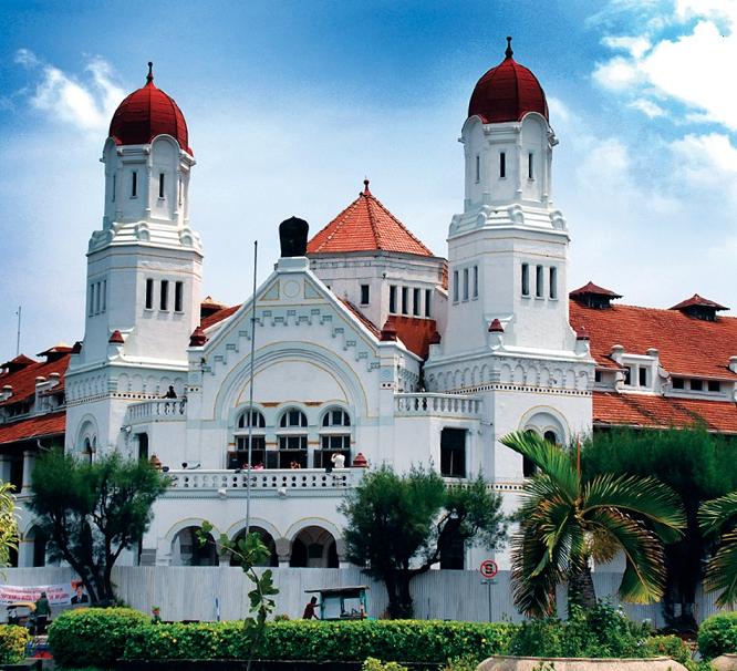 Tempat Wisata di Semarang Lawang Sewu