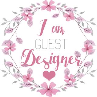 Приглашенный дизайнер в блоге Happy Bunny
