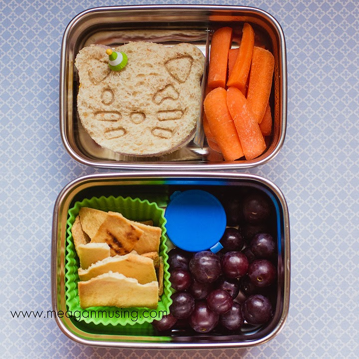 Party Hat Cat Bento