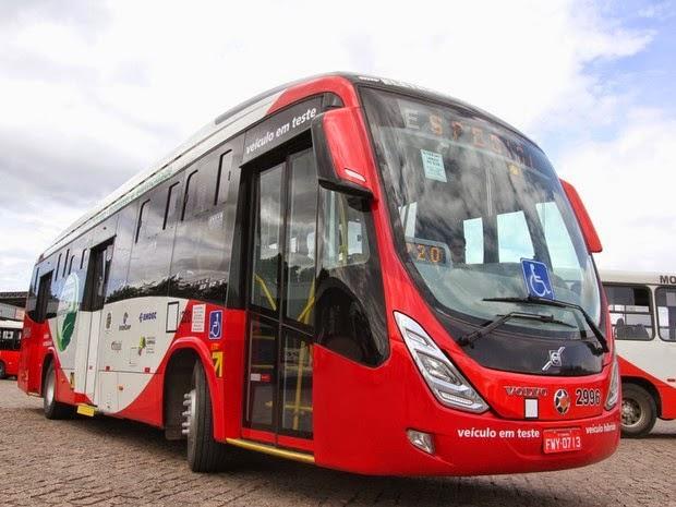 Campinas testa ônibus híbrido