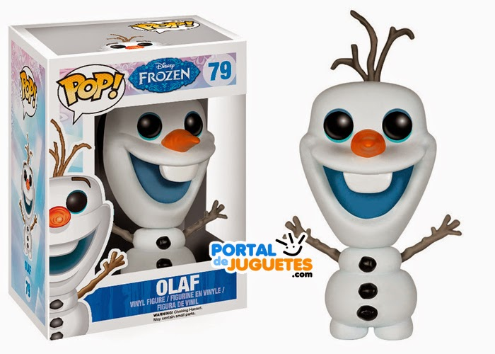 figura olaf frozen funko