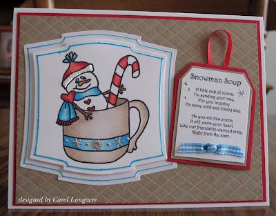 Snowman Soup Poem Called snowman soup!
