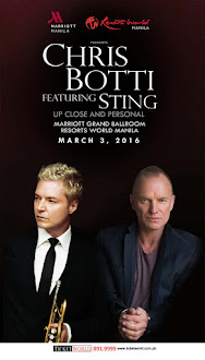 Chris Botti and Sting Live in Manila