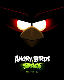 Angry Birds: Angry Birds Space Poster