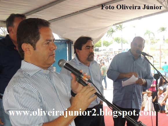 34ª EXPÔJANAÚBA: José Aparecido Mendes, presidente do Sindicato Rural de Janaúba
