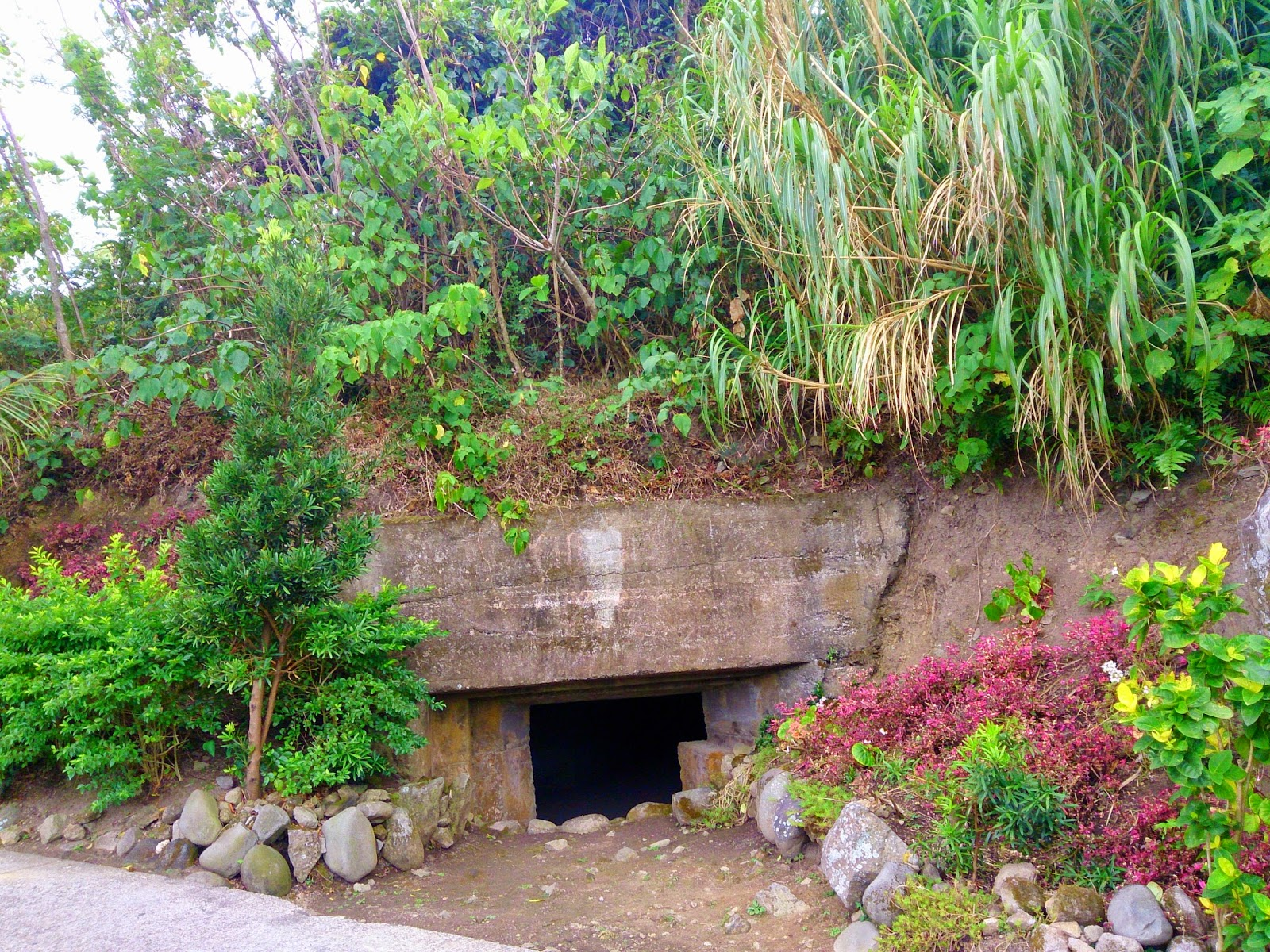 Dipnaysupuan Japanese Tunnel, North Batan, Batanes