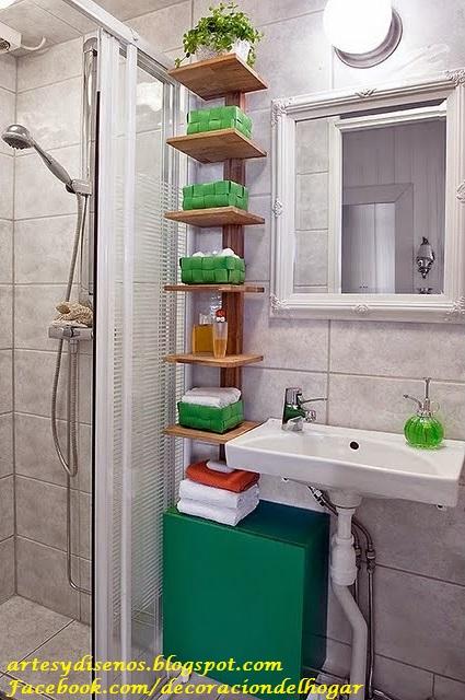 Organizadores para ba os decoraci n del hogar dise o de for Organizador cajones bano