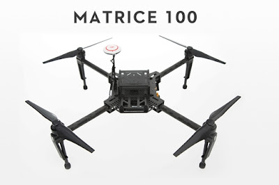 Dron programable Matrice 100