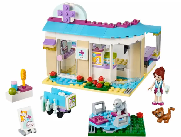 Heartlake times 2015 lego friends set images for Lego friends salon de coiffure