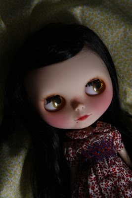 factory doll