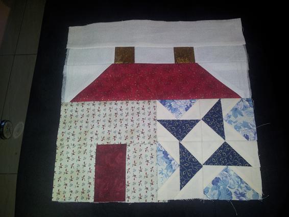Casa de patchwork 3 de paseo con moni - Casas de patchwork ...