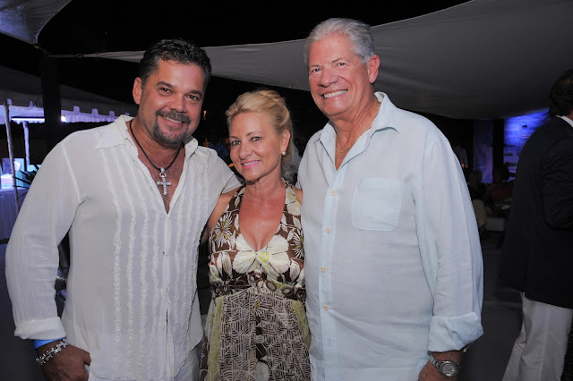 Robert Garcia, Mary Lockwood and Jay Lockwood