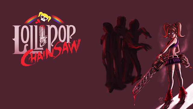 Lollipop Chainsaw Wallpaper por pandatails