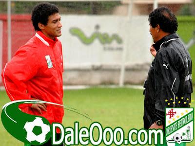 Oriente Petrolero - Alcides Peña, Jose Antonio Vaca - Club Oriente Petrolero