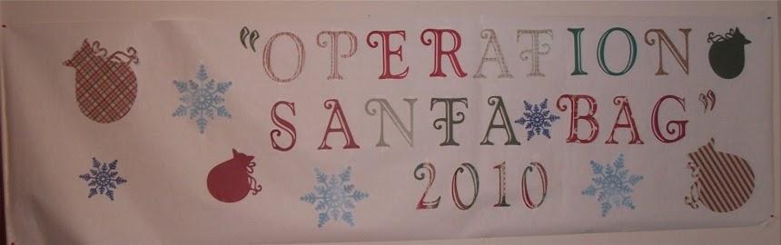 Operation Santa Bag 2010
