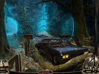 movies terror tales of horror Tales Crimson Dawn car stuck