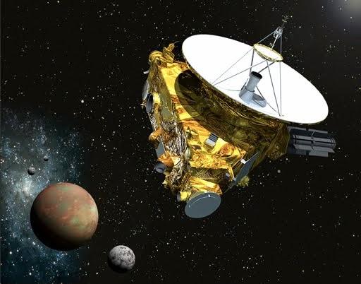 Setelah Meneliti Pluto, ke mana New Horizons akan Pergi?