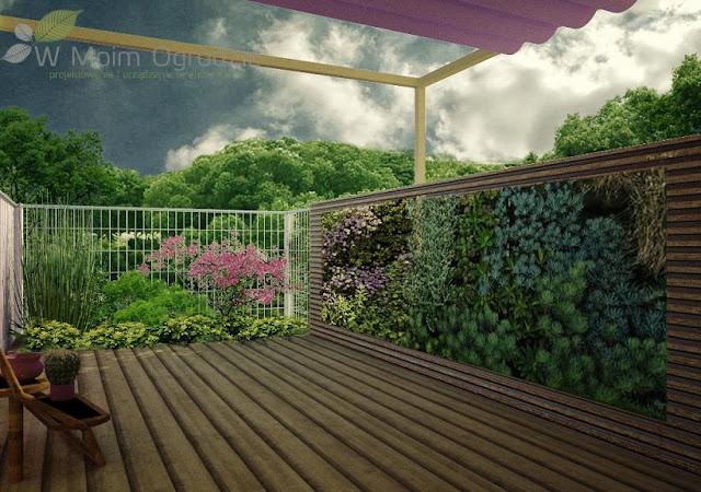 ogrody na tarasach warszawa