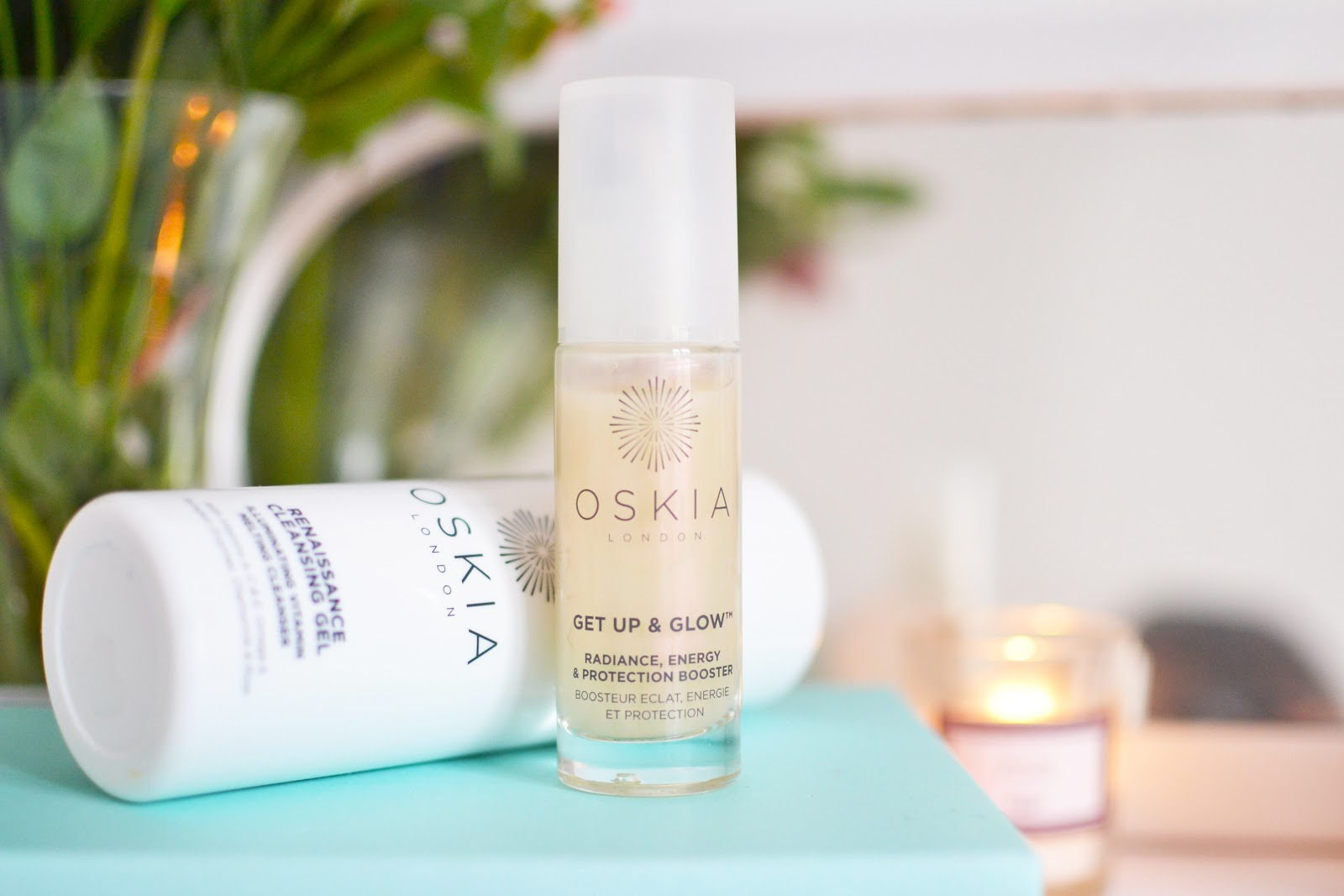 oskia Get Up & Glow Serum