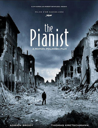 Poster Of Hollywood Film Watch Online The Pianist 2002 Full Movie Download Free Watch Online 300MB