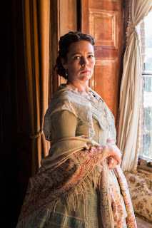 THE SUSPICIONS OF MR WHICHER II on ITV. OLIVIA COLMAN as Susan Spencer