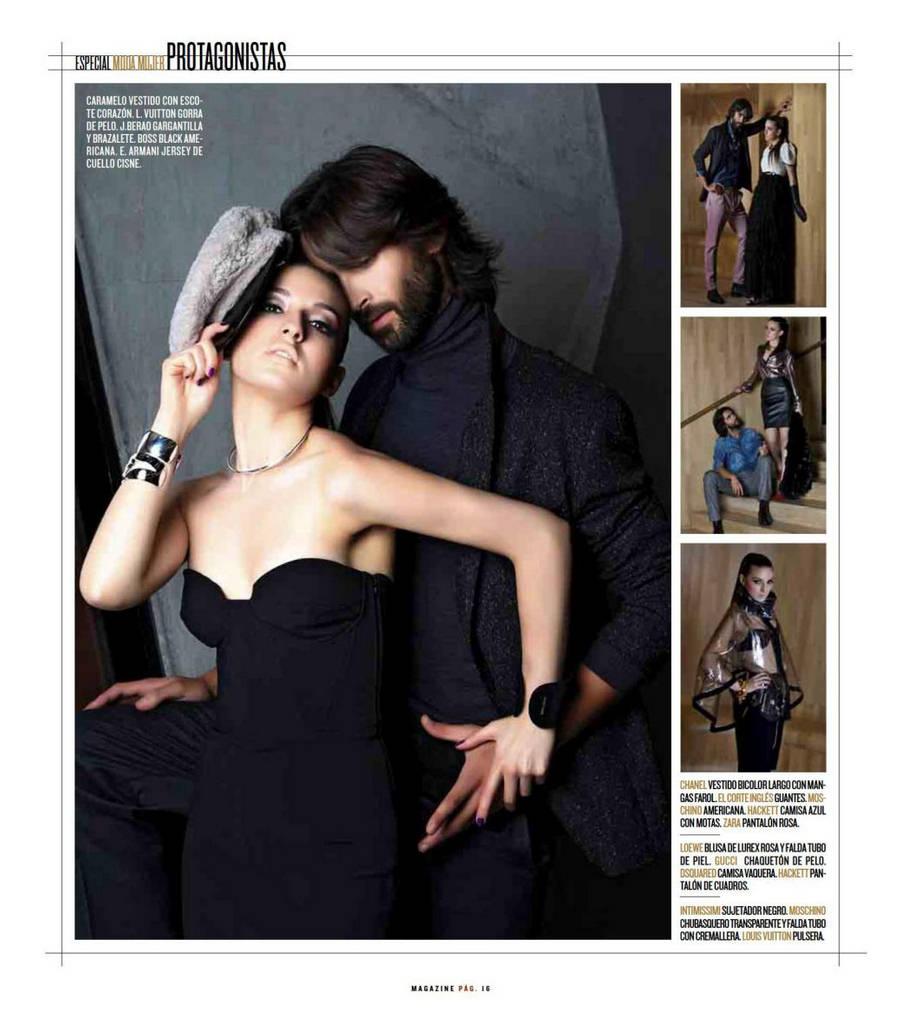 Maria Valverde Magazine Spain