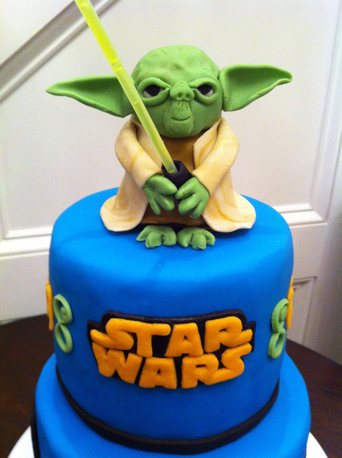 yoda cake. Black Bedroom Furniture Sets. Home Design Ideas