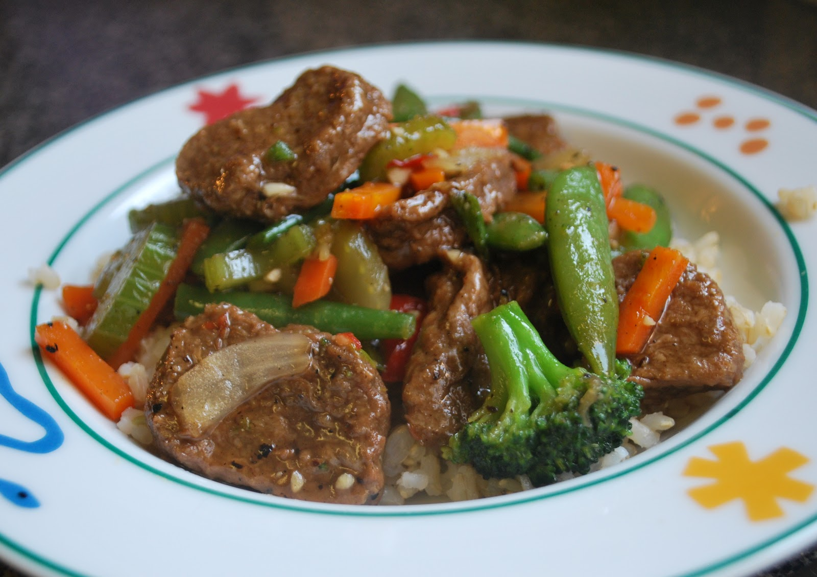 Pepper Steak Stir Fry Black Pepper Steak Stir Fry Was