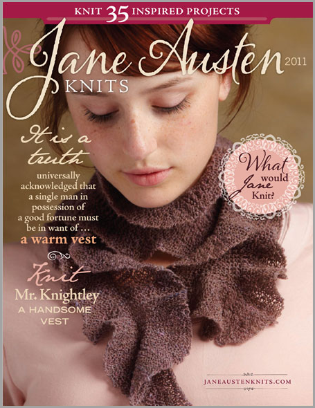 golden bird knits: Jane Austen Knits