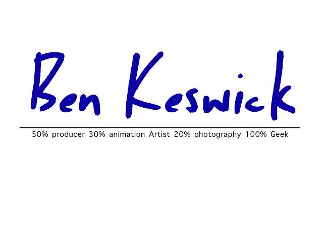 Ben Keswick / I Got Bored