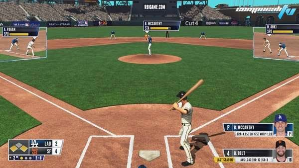 R.B.I. Baseball 15 PC Game