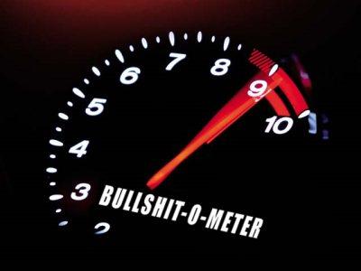 BlaBlaMeter - Alat Pendeteksi Omong Kosong