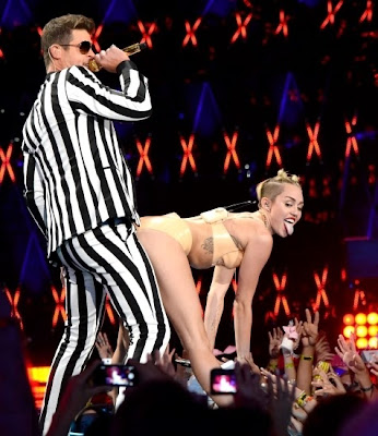 Miley Cyrus VMA 2013
