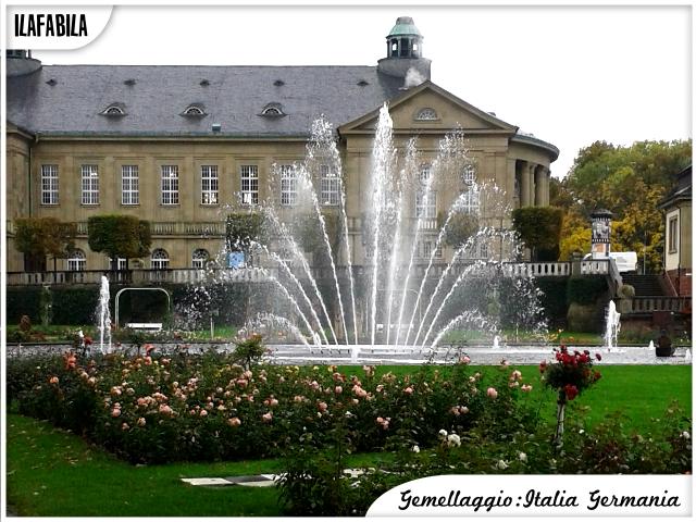 Gemellaggio Italia Germania - Bad Kissingen