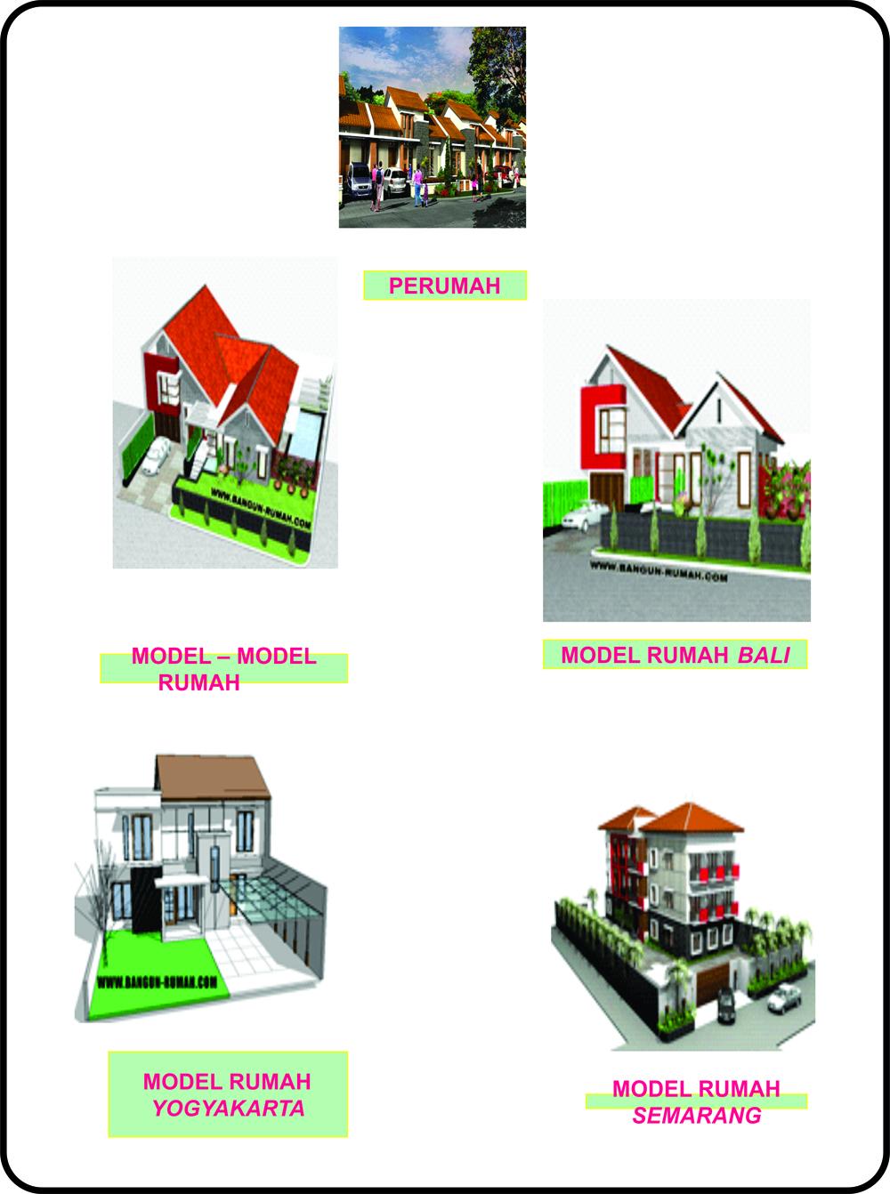 Ragam ide Desain Rumah Minimalis Ukuran 6 X 12 M 2015 yg elegan