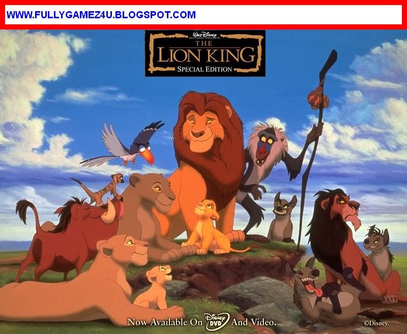 Download Lion King Game