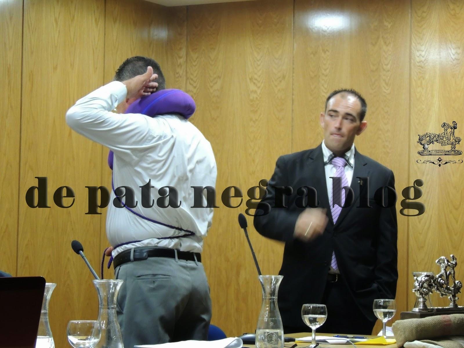 Conferencia Peña Costaleros Nazarena