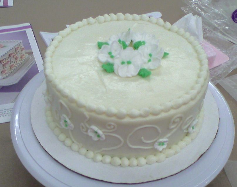 Cake Decorating Classes Central Nj : Wilton Classes and Cakes: June 2011