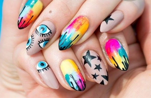 Use Your Time Wisely To Make A Seasonal Nails Tip Nail Designs 2