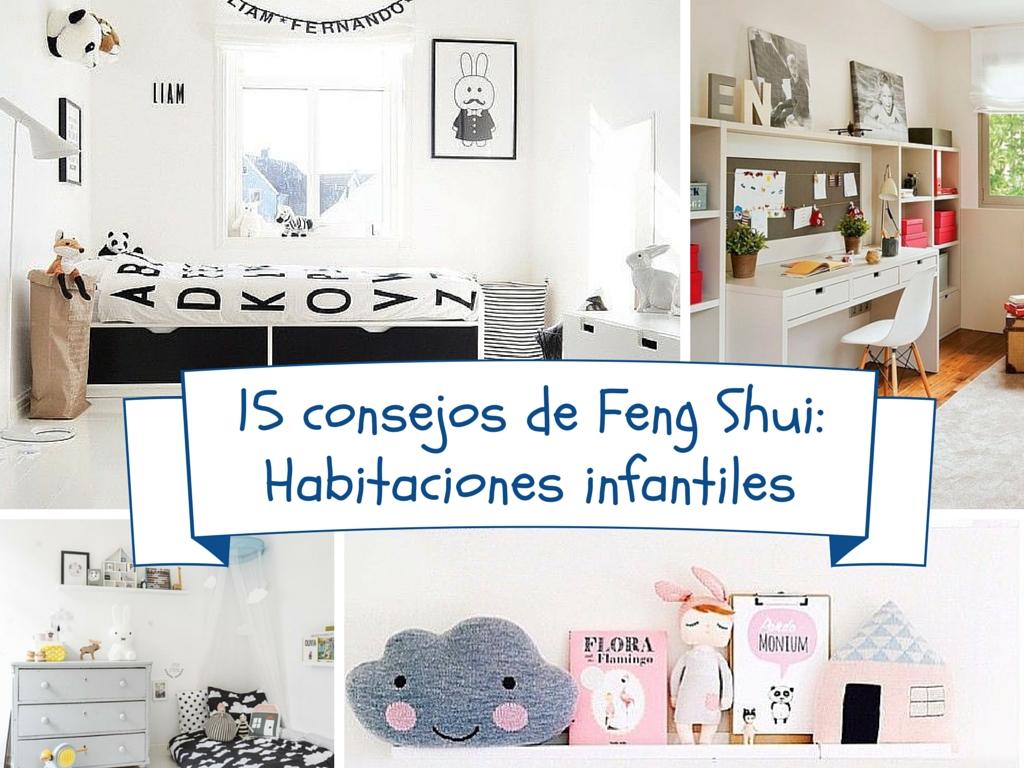 15 consejos de feng shui para habitaciones infantiles - Feng shui habitacion ...