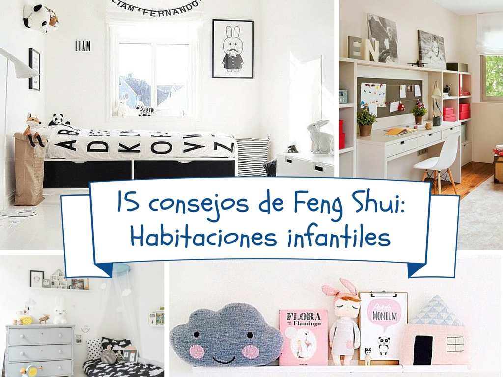 15 consejos de feng shui para habitaciones infantiles for Cuadros para dormitorios segun feng shui